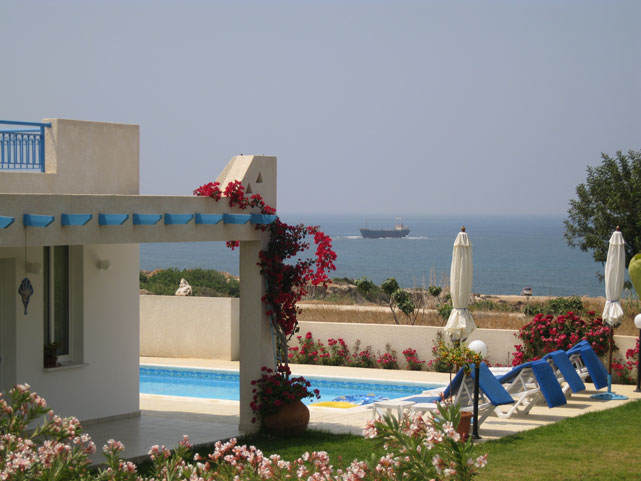 Cyprus luxury villas in Paphos