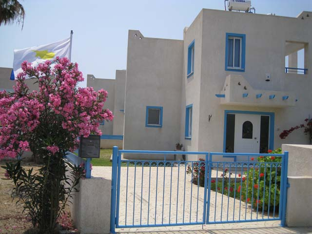 Vacation villa Cyprus
